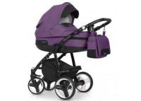 Коляска Riko Re-Flex 2 в 1Коляска Riko Re-Flex 2 в 1<br><br>Коляска Riko Re-Flex обеспечит вашему малышу самые лучшие условия для увлекательных прогулок и комфортного полноценного сна во время прогулок на свежем воздухе. Ребенок будет прекрасно себя чувствовать в просторной люльке, а комфортное прогулочное сиденье для подросшего ребенка предоставит наилучшие условия для изучения окружающего мира. Эта модель коляски на алюминиевой раме обладает отличной проходимостью за счет легкого хода и надувных колес. Современная система амортизации колес позволяет легко преодолевать любые препятствия на прогулке, и при этом сохраняется мягкость хода, обеспечивая спокойный сон вашего малыша. <br><br> <br><br>Особенности:<br><br><br>Просторная пластиковая люлька<br><br>Прогулочное сидение со всеми возможными регулировками<br><br>Закрытая корзина<br><br>Родительская сумка<br><br>Вставки из премиальной кожи и улучшенное качество ткани с оригинальными расцветками<br><br>Надувные колеса<br><br>Алюминиевая конструкция<br><br>Коляска для малышей: от 0 до 3 лет<br><br>Вес рамы: 10.17 кг<br><br>Вес рамы + люлька: 15.29 кг<br><br>Вес рамы + прогулочный блок: 16.05 кг<br><br>Размеры внутренние люльки: 80 х 37 х 22 см<br><br>Размеры сиденья: ширина 32 см, глубина 25 см, высота спинки 41 см, длина подножки 18 см<br><br>Диаметр передних колес: 24 см<br><br>Диаметр задних колес: 30 см<br><br>Ширина колесной базы: 60 см<br><br>Размер коляски в разложенном виде (ШхДхВ): 60 х 101 х 127 см<br><br>Размер сложенной рамы с колесами (ШхДхВ): 60 х 80 х 112 см<br><br>Диапазон регулировки ручки по высоте: 77-120 см от пола<br>
