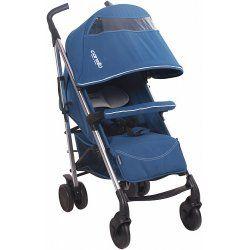 blue - Детская коляска Maxima CARELLO M14