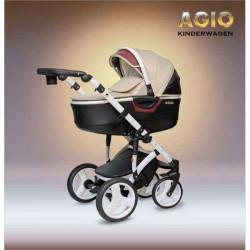 1 - Детская коляска AGIO Kinderwagen 2 в 1