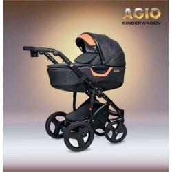 6 - Детская коляска AGIO Kinderwagen 2 в 1