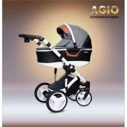 5 - Детская коляска AGIO Kinderwagen 2 в 1
