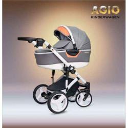 7 - Детская коляска AGIO Kinderwagen 2 в 1