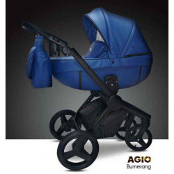 6 - Детская коляска AGIO Bumerang 3 в 1
