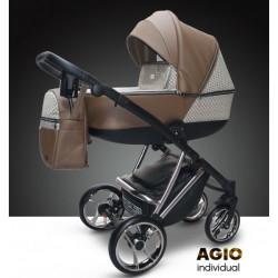 2 - Детская коляска AGIO Individual 3 в 1