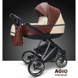 3 - Детская коляска AGIO Individual 3 в 1