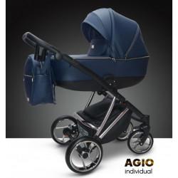 6 - Детская коляска AGIO Individual 3 в 1