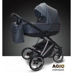 7 - Детская коляска AGIO Individual 3 в 1