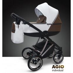 8 - Детская коляска AGIO Individual 3 в 1