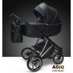 9 - Детская коляска AGIO Individual 3 в 1