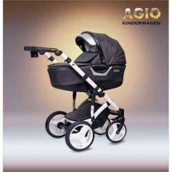 2 - Детская коляска AGIO Kinderwagen 3 в 1