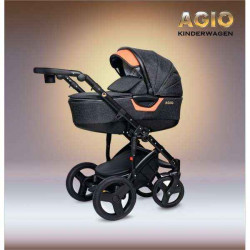 3 - Детская коляска AGIO Kinderwagen 3 в 1