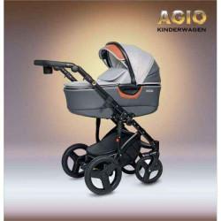 4 - Детская коляска AGIO Kinderwagen 3 в 1