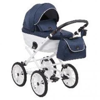 Детская коляска Adamex Chantal Retro 2 в 1