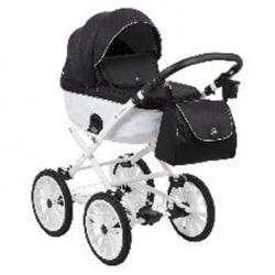 3 - Детская коляска Adamex Chantal Retro 2 в 1