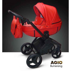 02 - Детская коляска AGIO Bumerang 2 в 1
