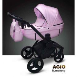 03 - Детская коляска AGIO Bumerang 2 в 1