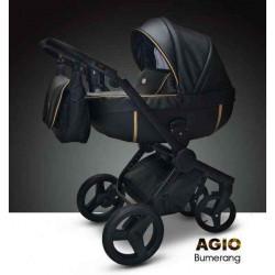 04 - Детская коляска AGIO Bumerang 2 в 1