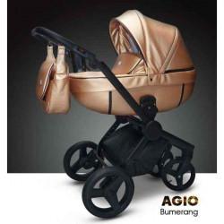 06 - Детская коляска AGIO Bumerang 2 в 1