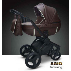 07 - Детская коляска AGIO Bumerang 2 в 1