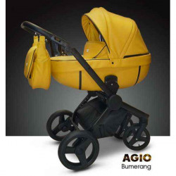 08 - Детская коляска AGIO Bumerang 2 в 1