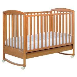 Noce - Детская кровать Foppapedretti Liuba (автостенка, колесо-качалка, ящик 125x65 см)