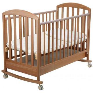 Papaloni кроватка-качалка Джованни 120х60