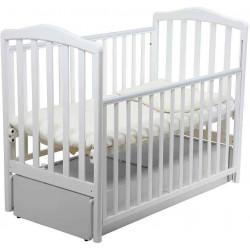 Белый - Papaloni кроватка-маятник Винни