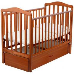 Орех - Papaloni кроватка-маятник Винни