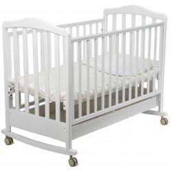 Белый - Papaloni кроватка-качалка Винни