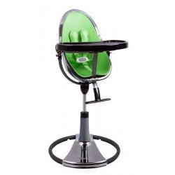 Зеленый - Стульчик для кормления Bloom  Fresco Chrome TITANIUM