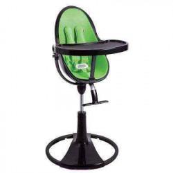 зеленый - Стульчик для кормления Bloom  Fresco Chrome Noir