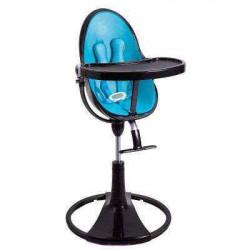 голубой - Стульчик для кормления Bloom  Fresco Chrome Noir