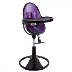 пурпурный - Стульчик для кормления Bloom  Fresco Chrome Noir