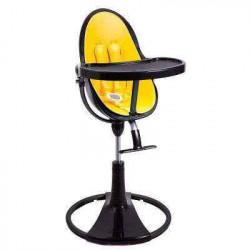 желтый - Стульчик для кормления Bloom  Fresco Chrome Noir