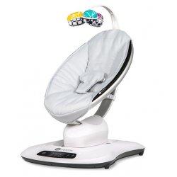 Серебро - 4moms Кресло-качалка MamaRoo 4.0