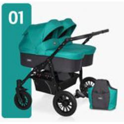 01 - Детская коляска Riko Basik Saxo