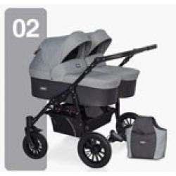 02 - Детская коляска Riko Basik Saxo