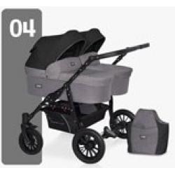 04 - Детская коляска Riko Basik Saxo