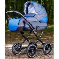 blue - Детская коляска Anex Classic 2 в 1 (2015)