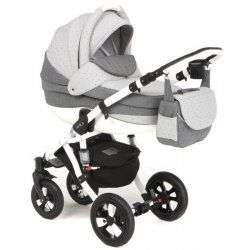 113L - Детская коляска Adamex Avila 2 в 1
