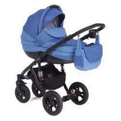 120G - Детская коляска Adamex Avila 2 в 1