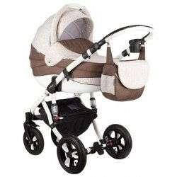 238W - Детская коляска Adamex Avila 3 в 1