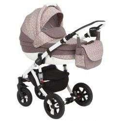 265W - Детская коляска Adamex Avila 2 в 1