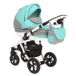 290W - Детская коляска Adamex Avila 2 в 1