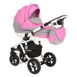 296W - Детская коляска Adamex Avila 2 в 1