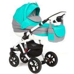 29G - Детская коляска Adamex Avila 2 в 1