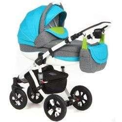 29P - Детская коляска Adamex Avila 2 в 1