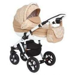 303W - Детская коляска Adamex Avila 2 в 1