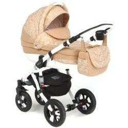 323W - Детская коляска Adamex Avila 2 в 1
