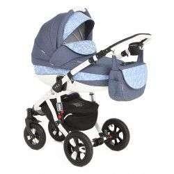 324W - Детская коляска Adamex Avila 2 в 1